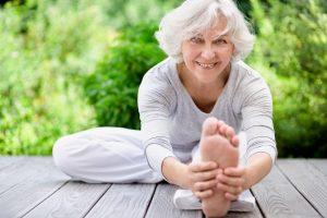 Beweglich bis ins Alter