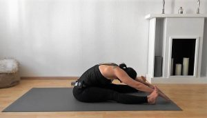 Pilates Übungen gegen Hüftschmerzen