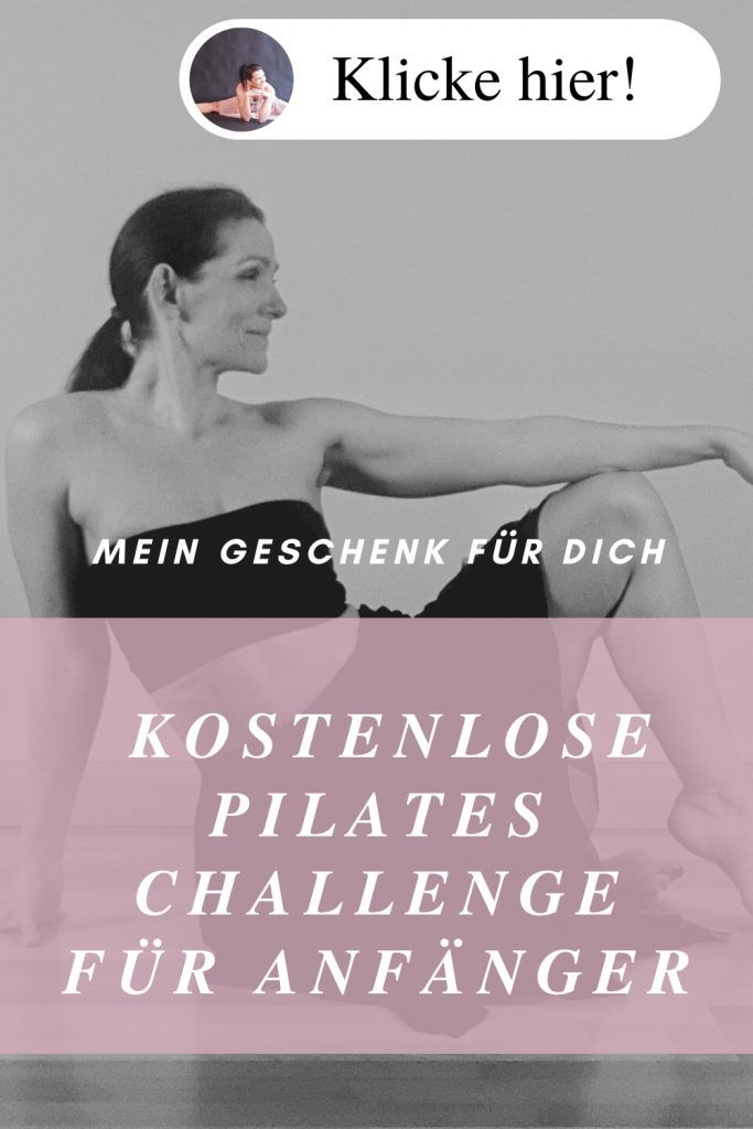 kostenlose pilates challenge für anfänger