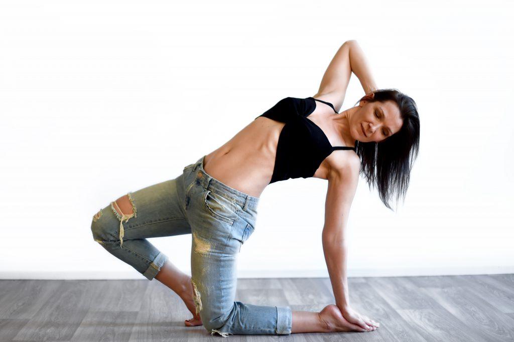 Pilates Anfänger