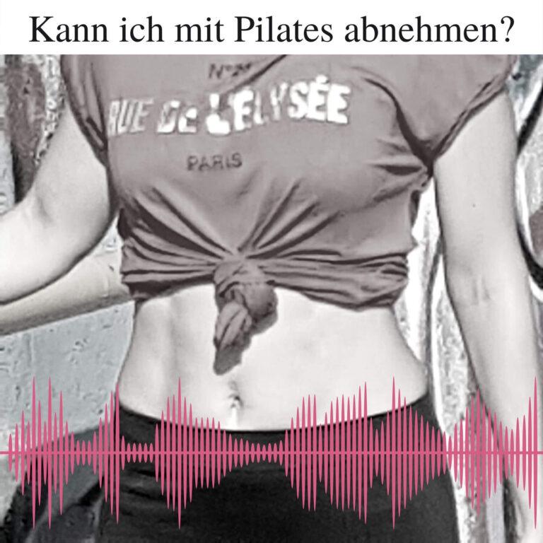 Kann ich mit Pilates abnehmen?